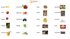 lessico cibo a1 a2