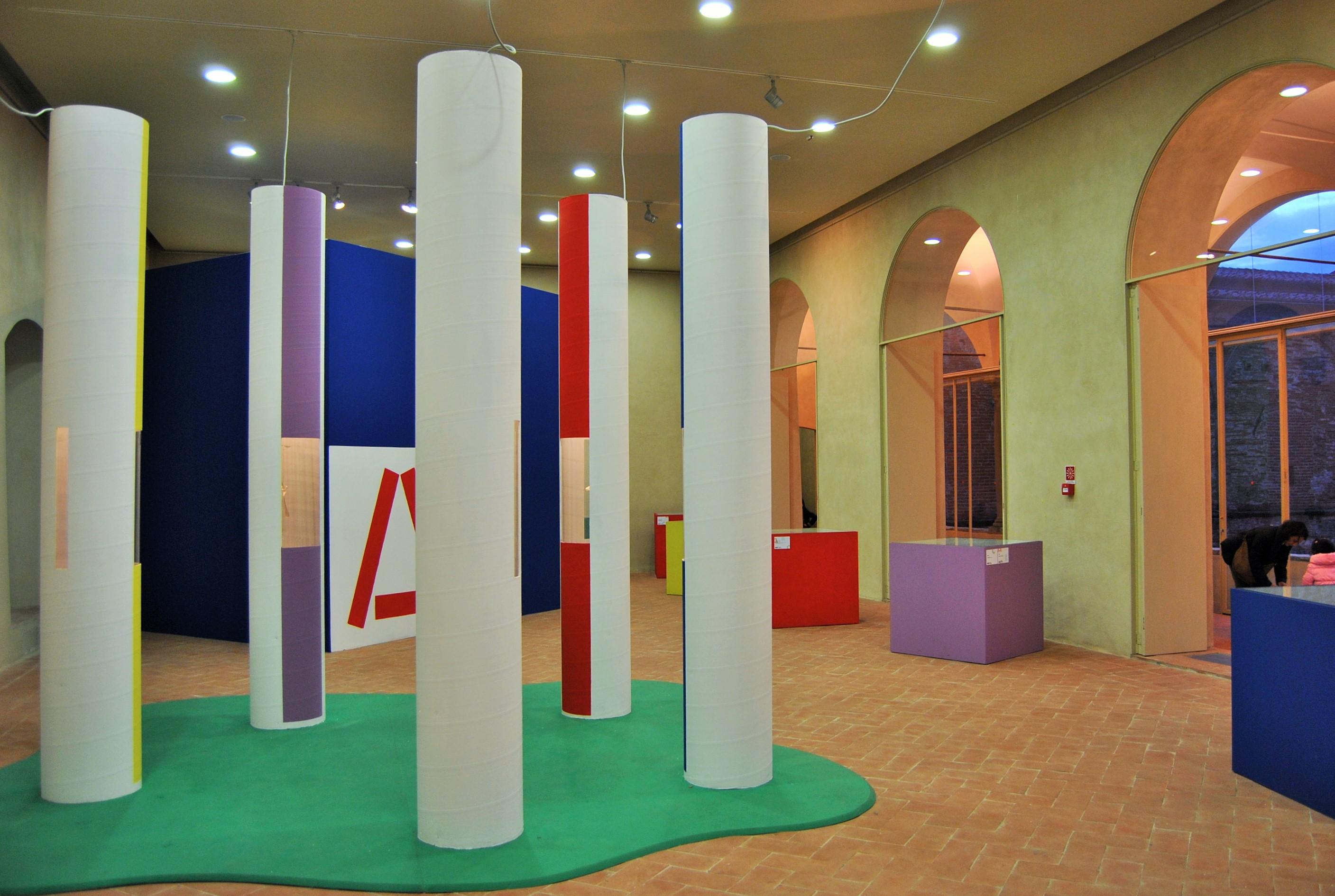 Centro Espositivo SMS Pisa