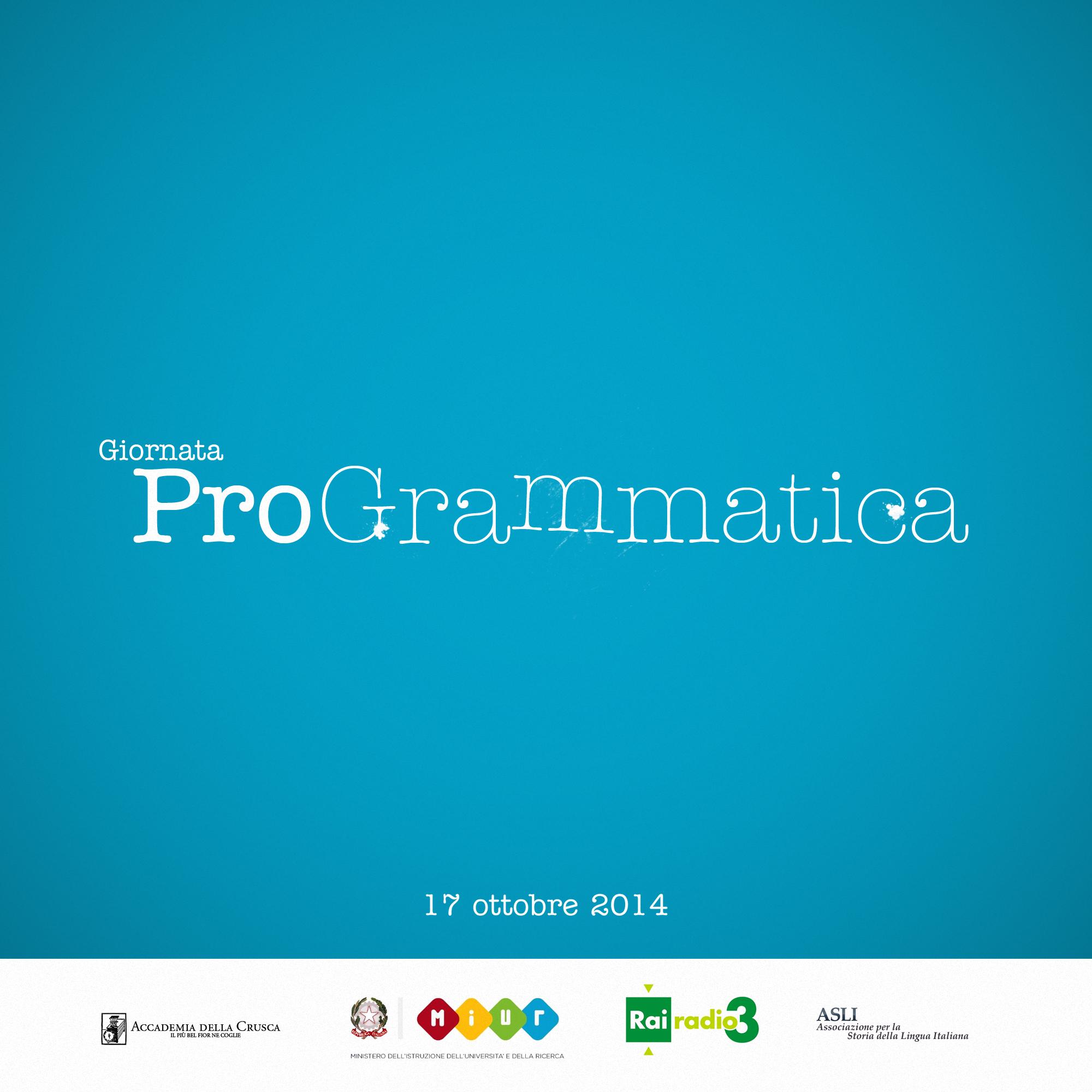 giornata programmatica 2014