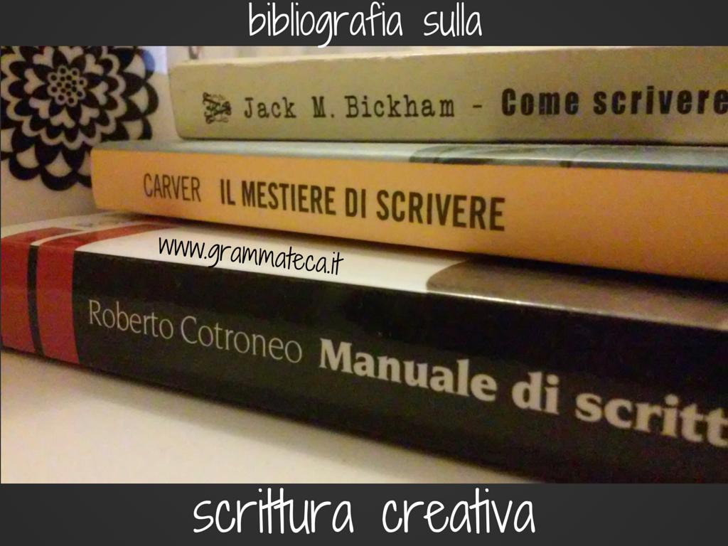 bibliografia-sulla-scrittura-creativa-grammateca