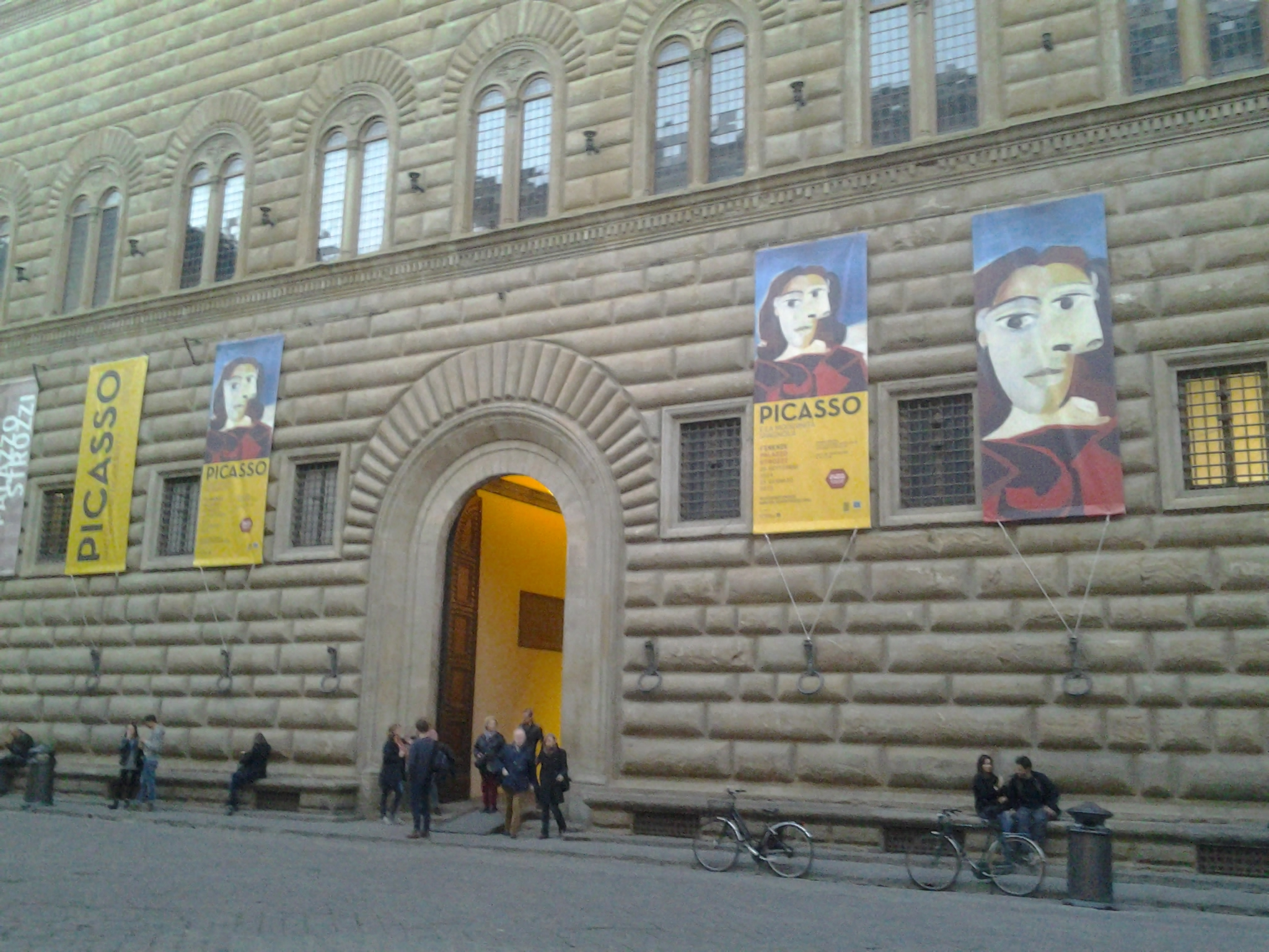Mostra Picasso Firenze