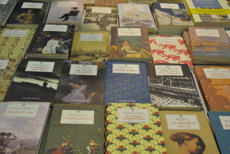 Libri al PBF 2014