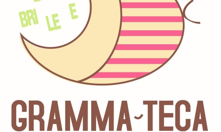 Gramma-teca, editoria e traduzione. Logo ufficiale.