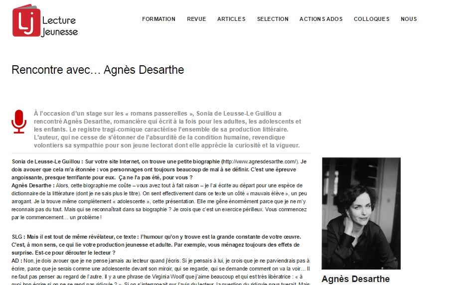 AGNÈS DESARTHE-lecturejeunesse-traduzione-lavinia-paralovo