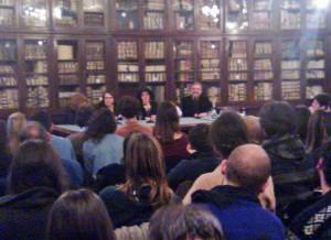 Amélie Nothomb incontra i lettori pisani e presenta Petronille