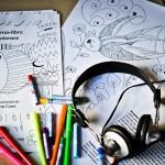 Gramma-teca, libro da colorare per adulti