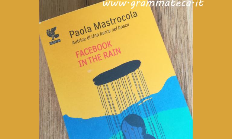 facebook-in-the-rain-simona-comi-recensione